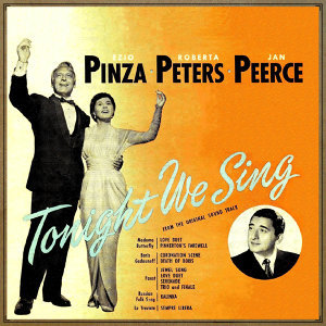 Roberta Peters, Ezio Pinza & Jan Peerce 歌手頭像
