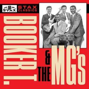 Booker T. & The MG's (布克 T. & M.G.樂團) 歌手頭像
