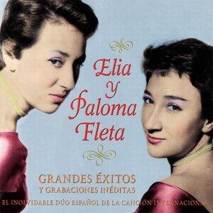 Elia y Paloma Fleta
