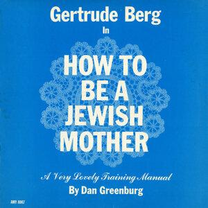Gertrude Berg 歌手頭像