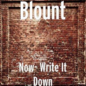 Blount 歌手頭像