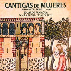 Eduardo Paniagua, Samira Kadiri, Cesar Carazo 歌手頭像