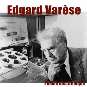 Edgard Varèse 歌手頭像