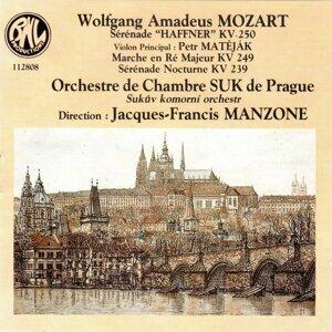 Jacques-Francis Manzone, Sukûv komorní orchestr 歌手頭像