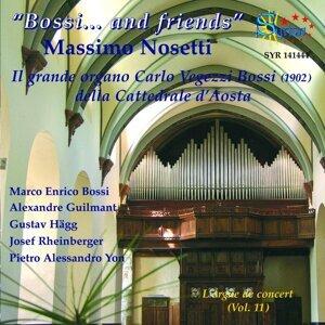 Massimo Nosetti 歌手頭像