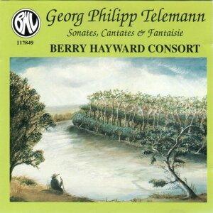 Berry Hayward Consort, Berry Hayward 歌手頭像