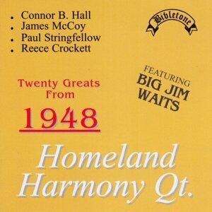 Homeland Harmony Quartet 歌手頭像