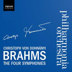 Philharmonia Orchestra & Christoph von Dohnanyi 歌手頭像