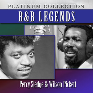 Percy Sledge, Wilson Pickett 歌手頭像