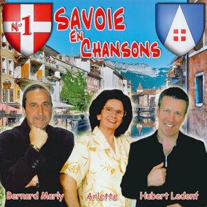 Bernard Marly, Arlette, Hubert Ledent 歌手頭像