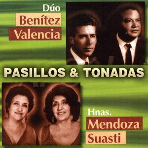 Duo Benitez Valencia|Hnas. Mendoza Suasti|Hnos. Miño Naranjo|Hnas. López Ron 歌手頭像