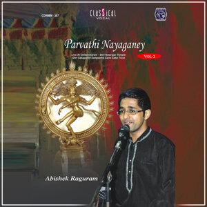 Abishek Raguram 歌手頭像