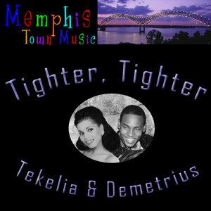 Tekelia & Demetrius 歌手頭像