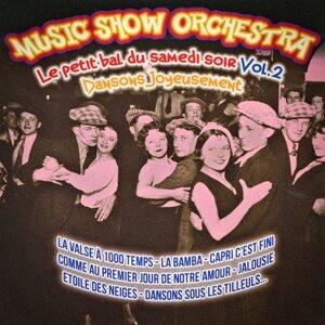 Music Show Orchestra 歌手頭像