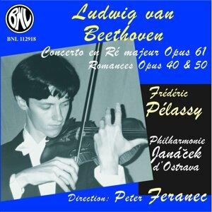 Philharmonie Janáček d'Ostrava, Peter Feranec, Frédéric Pélassy 歌手頭像