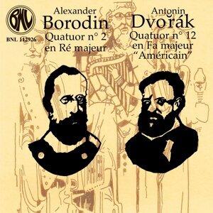 Quatuor de Chartres, Patrice Legrand, Robert Aribaud, Marc-Antoine Chomet, Philippe Pennanguer 歌手頭像