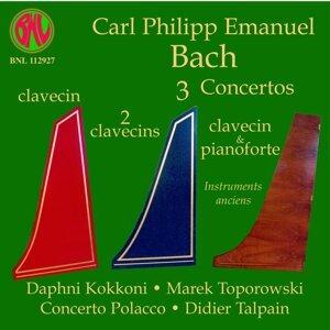 Concerto Polacco, Didier Talpain, Daphni Kokkoni, Marek Toporowski 歌手頭像