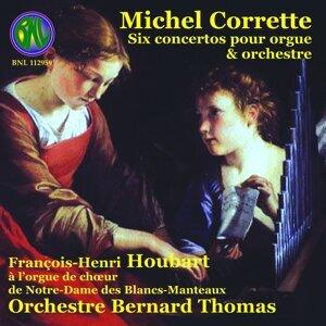 Orchestre Bernard Thomas, François-Henri Houbart 歌手頭像