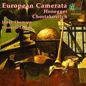European Camerata, Laurent Quénelle, François Leleux, Janne Thomsen 歌手頭像