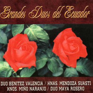 Duo Benítez Valencia|Hnas. Mendoza Suasti|Hnos. Miño Naranjo|Duo Maya Rosero 歌手頭像