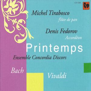 Michel Tirabosco, Denis Fedorov, Ensemble Concordia Discors 歌手頭像