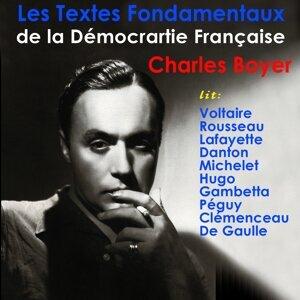 Charles Boyer 歌手頭像