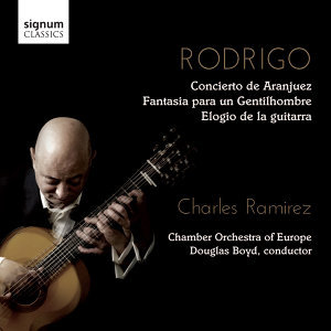 Charles Ramirez, Chamber Orchestra of Europe, Douglas Boyd 歌手頭像