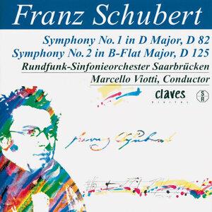 Rundfunk-Sinfonieorchester Saarbrücken & Marcello Viotti 歌手頭像
