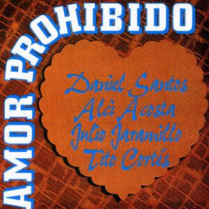 Daniel Santos|Alci Acosta|Julio Jaramillo|Tito Cortés 歌手頭像