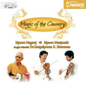 Mysore Nagaraj & Mysore Manjunath, Umayalpuram Dr. K. Sivaraman 歌手頭像