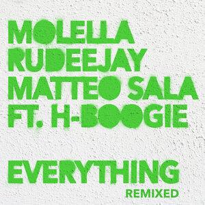 Molella, Rudeejay, Matteo Sala Feat. H-Boogie 歌手頭像
