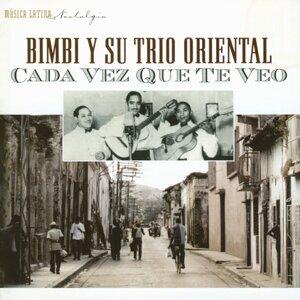 Bimbi Y Su Trio Oriental 歌手頭像