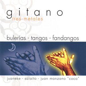 "Juaneke|Salaito|Juan Manzano ""Coco"" 歌手頭像"