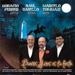 Horacio Ferrer   Raul Garello  Maecelo Tommasi 歌手頭像