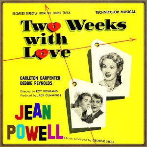 Jane Powell, Carleton Carpenter & Debbie Reynolds 歌手頭像