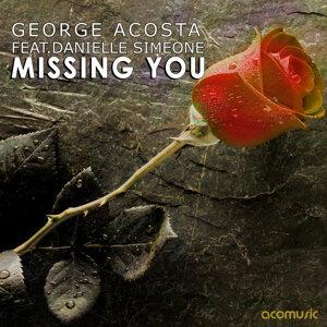 George Acosta featuring Danielle Simeone 歌手頭像