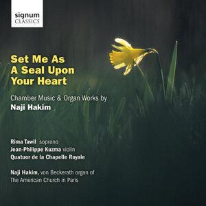 Naji Hakim, Rima Tawil, Jean-Philippe Kuzma, Quatuor de la Chapelle Royale 歌手頭像
