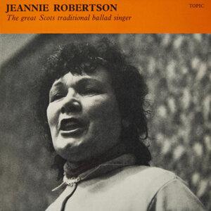 Jeannie Robertson 歌手頭像