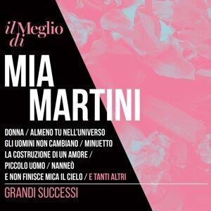 Mia Martini 歌手頭像