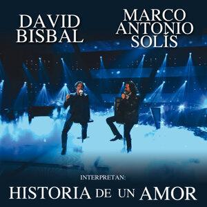 David Bisbal,Marco Antonio Solís 歌手頭像