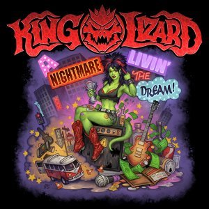 King Lizard 歌手頭像