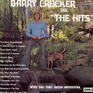 Barry Crocker