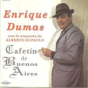 Enrique Dumas con la orquesta de Alberto Di Paulo 歌手頭像
