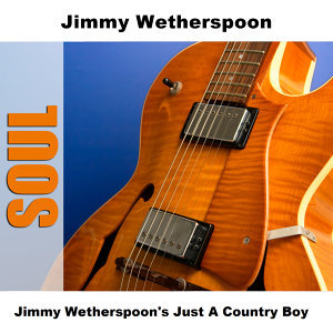 Jimmy Wetherspoon 歌手頭像