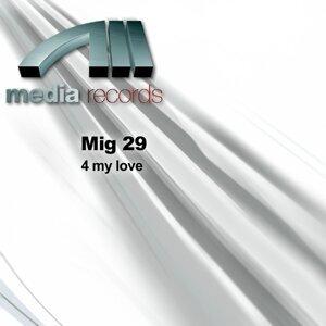 Mig 29 歌手頭像