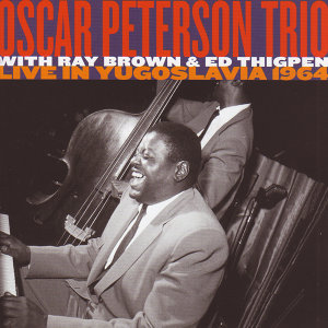 Oscar Peterson Trio with Ray Brown & Ed Thigpen 歌手頭像