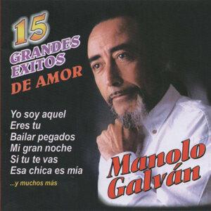 Manolo Galván 歌手頭像