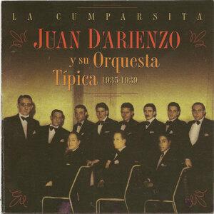 Juan D'Arienzo y su orquesta tipica. Cantan Walter Cabral, Enrique Carbel y Alberto Echague 歌手頭像