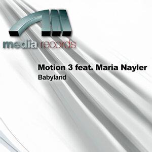 Motion 3 歌手頭像