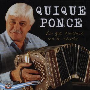 Quique Ponce 歌手頭像